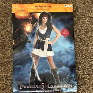 Jack Sparrow Sassy Halloween Costume